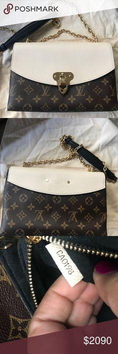 Louis Vuitton Saint placide shoulder bag dce6694e95339