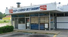 7) Cozy Corner - Memphis BEST BANANA PUDDING IN TENNESSEE