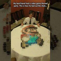 It's a Mario Party!