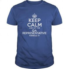 Awesome Tee For Qa Representative - #sweatshirts for men #t shirt design website. PURCHASE NOW => https://www.sunfrog.com/LifeStyle/Awesome-Tee-For-Qa-Representative-112972242-Royal-Blue-Guys.html?id=60505