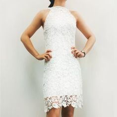 SHARE & Get it FREE | Elegant Sleeveless Round Neck Lace Mini Dress For WomenFor Fashion Lovers only:80,000+ Items • New Arrivals Daily • Affordable Casual to Chic for Every Occasion Join Sammydress: Get YOUR $50 NOW!