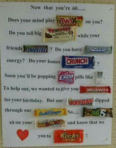 60th Birthday Ideas For Dad, 90th Birthday Parties, Happy 60th Birthday, Dad Birthday, Birthday Jokes, Birthday Crafts, 60 Birthday Party Ideas, Birthday Wishes, Birthday Posters