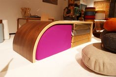 I'd eat and or sit at this. For sure. Finally companies that make cool kid's furniture understand grown-ups want fun furniture, too.