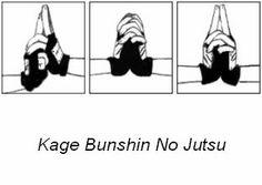 Kage Bunshin No Jutsu Anime Naruto, Manga Anime, Naruto Shippuden Anime, Naruto Art, Naruto And Sasuke, Gaara, Otaku Anime, Kakashi Sharingan, Naruto Hand Signs