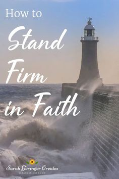 How to Stand Firm in Faith Attributes Of God, Jesus Today, Sermon Series, Christian Resources, Biblical Inspiration, Follow Jesus, Bible Truth, My Church, Spiritual Warfare