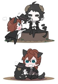 Akutagawa, Chuuya