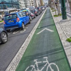 Get Cycle lane photos and images from Picfair. Find high-quality stock photos that you won't find anywhere else. Lisbon, Transportation, Stock Photos, Image