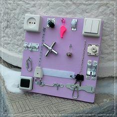 Busy board /Бизиборд, Busyboard, stand Montessori, activity board, sensory board