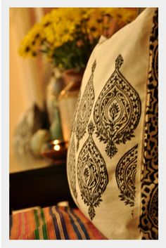 pillow pattern....