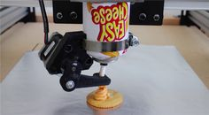 3D Printing and Easy Cheese Canister in a Deadly Affair