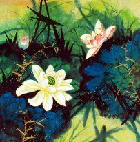 Lotus - Chinese Painting