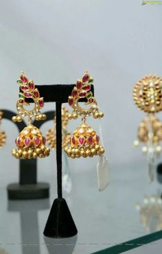 Designer jewelry from India. Have you been looking at choker necklace indian jewelry, gold jewelry indian, including american indian jewelry online,.See internet site press the link for additional information -- Gold Jewelry For Sale, Real Gold Jewelry, Ear Jewelry, Jewelery, Gold Jewellery, Jewellery Sale, Temple Jewellery, Stone Jewelry, Gold Jhumka Earrings
