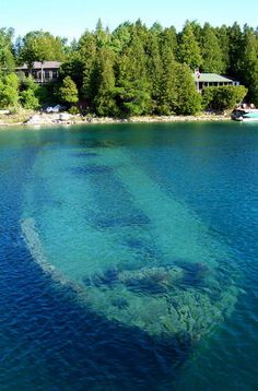 This looks really interesting - Fathom Five National Marine Park, Nothern Bruce Peninsula, ON N0H 1Z0, Canada
