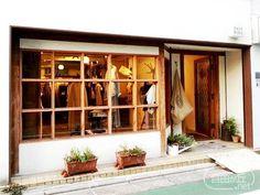 nest Robe Jiyugaoka / ネストローブ自由が丘 Cafe Shop, Nest, Workshop, Shops, Concept, Dress, Coffee Shops, Nest Box, Coffee Store