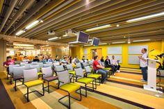 De 8 meest spectaculaire Google kantoren ter wereld: Moskou http://www.kantoorruimtevinden.nl/blog/de-8-meest-spectaculaire-google-kantoren-ter-wereld/