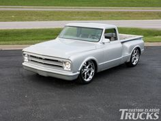 1967 Chevy C10 Pickup Truck Front Bumper Photo 1