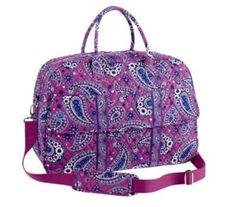 9389216d20 Grand Traveler Bag. All SaleVera BradleyTravel ...