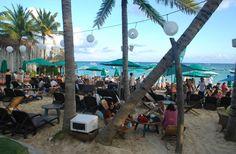 #Caníbal Royal Beach Club. Foto © Patrick Mreyen  #canibalroyal #playadelcarmen #mexico #mexican beaches #paradise