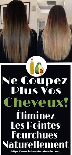 Don't cut your hair anymore! Eliminate split ends n … – Hair Ideas Natural Hair Ponytail, Natural Hair Bun Styles, Curly Hair Styles, My Beauty, Hair Beauty, Natural Hair Moisturizer, Dying My Hair, Hair Chalk, Split Ends