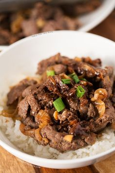 Korean bulgogi is a very popular Korean dish that is a staple at Korean restaurants. You can now save yourself the trip to a Korean restaurant!