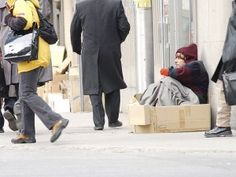 Rhode Island Becomes First State To Pass Bill Of Rights For The Homeless... I am not a Republican by any means but I do think the article could be improved upon by a little less Republican bashing and a little more facts, still an important news event