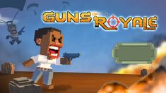 I just did battle in #GunsRoyale! Come fight with me! https://itunes.apple.com/app/guns-royale/id1229845277
