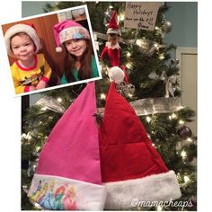 Elf-with-Santa-Hats.jpg 700×700 pixels
