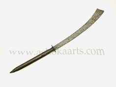 Large Chinese Dao sword of chopper or Cleaver type