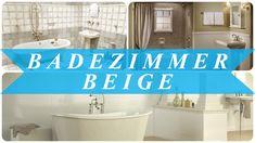 Bad Badezimmer beige