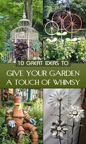 Gardening Ideas Try these adorable projects to add a bit of light-hearted humor to your garden. - Try these adorable projects to add a bit of light-hearted humor to your garden. Diy Garden Projects, Garden Crafts, Garden Ideas, Backyard Ideas, Unique Garden, English Garden Design, Garden Stand, Garden Whimsy, Garden Ornaments