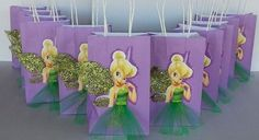 12pc Disney Tinkerbell Birthday Party Favor by felsonmiguelina