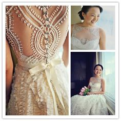 #Wedding Dresses, #boat neck wedding dresses, #bling wedding dresses