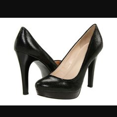 24d39591fb Calvin Klein Kendall Heels Size 9.5 Black Calvin Klein Shoes, Comfortable  Heels, Water Shoes