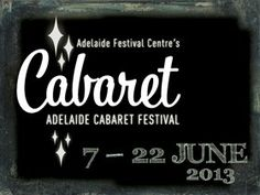 From to Adelaide Cabaret Festival is a major event in the international arts calendar. Since its inception in the festival has become the most comprehensive cabaret festival in the world! Art Calendar, South Australia, Cabaret, Jun, Tourism, Reading, Turismo, Reading Books, Travel