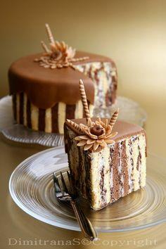 Stracciatella cake: super yummy!!!!