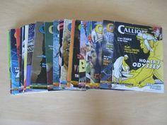 Day 100: Calliope Magazines
