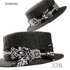 2395b87c5721a Flat Crown Short Brim Wool Boater Custume Women Autumn Hat7 1 4 JRFF008  Charcoal