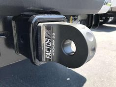 HitchLink Reciever Shackle Mount 3 Inch Receivers Anodized Gray Factor HitchLink Inch hitch receiver Factor Why reduce a 3 inch receiver with sleeves when you don't have to! For Class V 3 inch hitch receivers Only. Our truck owners as Winch Accessories, Jeep Grill, Vertical Or Horizontal, Factors, Recovery, Gray, Military, Type