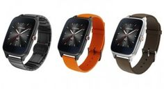 Asus prices ZenWatch 2 aggressively for October release