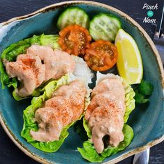 An oldie but goodie! ThisSyn Free Prawn Cocktail is a Slimming World friendly version of the old favourite. This recipe will easily feed 2 people as a starter, or you could just have the whole thing as a light lunch or add some extra salad for a speedy main meal. Being a child of the…