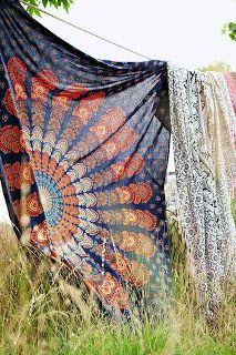 That Boho Chick: Tapestries