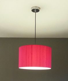 Our black flex and chrome fittings were used with this habitat silk shade found on eBay to create this stunning kitchen table light. A great find Helen and glad our products helped finish it off :) www.lampsandlights.co.uk