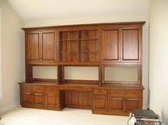 Home Office Wall Units