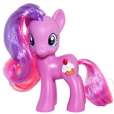 My Little Pony G4 Cupcake - Want her soooo much!
