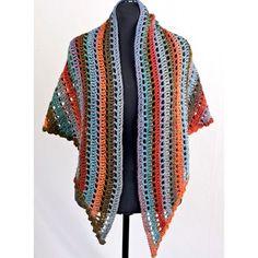 FREE Bonita Crocheted Openwork Shawl pattern. Delicious! Thanks ever so xox http://cascadeyarns.com/patternsFree/W449_CasablancaBonitaCrochetedOpenworkShawl.pdf