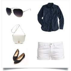 MY STYLE by kcdelacruz on Polyvore featuring J.Crew, Le Temps Des Cerises, Mulberry and Marika