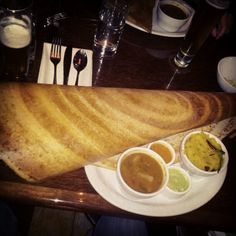 truffle dosa will change your life