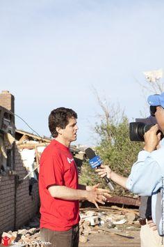 Mark Shriver - Oklahoma Tornado Save the Children Photo Credit: Justin Clemons/Getty Images https://secure.savethechildren.org/site/c.8rKLIXMGIpI4E/b.8701695/k.33B0/Donate_to_Oklahoma_Tornadoes_Children_in_Emergency_Fund/apps/ka/sd/donor.asp?msource=wespiokt0513