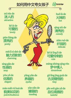 Learn Chinese language from Karen - A Chinese girl. I will master you in pronouncing chinese words with Pinyin. Basic Chinese, How To Speak Chinese, Learn Chinese, Chinese Phrases, Chinese Words, Chinese Slang, Chinese Quotes, Mandarin Lessons, Learn Mandarin