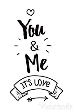 25 Best Valentine Card Sayings & News – this is why i love valentines … – Vale… – Valentinstag Valentines Day Sayings, Best Valentine Quotes, Love Valentines, Valentine Day Cards, Printable Valentine, Free Printable, I Love You Calligraphy, I Love You Lettering, Drawings For Boyfriend